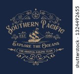 Southhern Pacific.marin Vintage ...