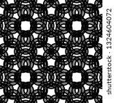 design seamless monochrome... | Shutterstock .eps vector #1324604072