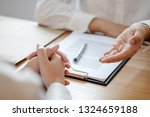 justice concept  lawyer... | Shutterstock . vector #1324659188