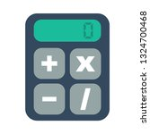 calculator flat icon.you can be ...