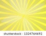 beautiful amber abstract...   Shutterstock . vector #1324764692