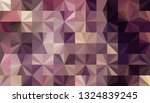 geometric design. colorful... | Shutterstock .eps vector #1324839245