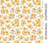 vector seamless pattern. pretty ... | Shutterstock .eps vector #1324964132