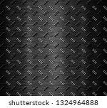 black stainless steel background | Shutterstock . vector #1324964888