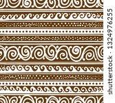 abstract vintage border ... | Shutterstock .eps vector #1324976255