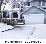Photo Of Suburban Home With...