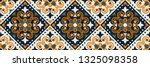 mexican pottery talavera....   Shutterstock .eps vector #1325098358