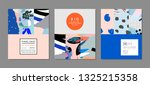 creative sale headers or... | Shutterstock .eps vector #1325215358