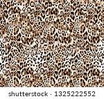 Leopard Print Design Pattern