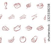 food images. background for... | Shutterstock .eps vector #1325338238