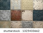 background of multi colored ... | Shutterstock . vector #1325433662