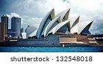 sydney   february 12  sydney...   Shutterstock . vector #132548018