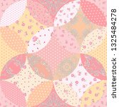 Patchwork Seamless Pattern With ...