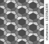 geometrical backdrop. hexagons  ...   Shutterstock .eps vector #1325562305