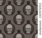 mystic  magic  background.... | Shutterstock .eps vector #1325576912