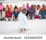 african classroom with kids 10... | Shutterstock . vector #1325605205