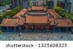 Xingtian Temple  Aerial View...