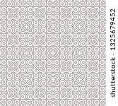 geometric pattern. seamless... | Shutterstock .eps vector #1325679452