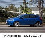 chiangmai  thailand   february... | Shutterstock . vector #1325831375