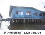 bandar seri begawan  brunei  ... | Shutterstock . vector #1325858795