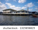bandar seri begawan  brunei  ... | Shutterstock . vector #1325858825