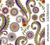 seamless pattern with...   Shutterstock .eps vector #1325864102