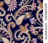seamless contrast  pattern with ... | Shutterstock .eps vector #1325864105