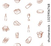 food images. background for... | Shutterstock .eps vector #1325906768