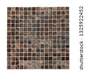 square background wall mosaic...   Shutterstock . vector #1325922452