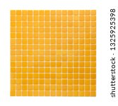 square background wall mosaic...   Shutterstock . vector #1325925398