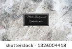 marble white gray vector...   Shutterstock .eps vector #1326004418