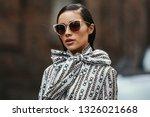 milan  italy   february 23 ... | Shutterstock . vector #1326021668