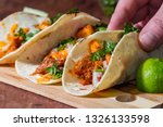 picking up fresh and tasty... | Shutterstock . vector #1326133598