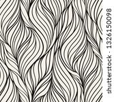 seamless pattern with linear... | Shutterstock .eps vector #1326150098
