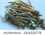 closeup pile of a kilogram... | Shutterstock . vector #1326226778