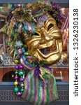 Mardi Gras Carnival Decoration...