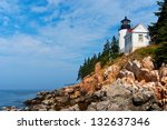 Bass Harbor Lighthouse Is...