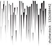 speed lines in arrow form ....   Shutterstock .eps vector #1326388442
