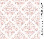 orient vector classic pattern....   Shutterstock .eps vector #1326425522