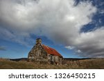 A Typical Old Crofter's House...