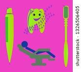 health people dental medical... | Shutterstock .eps vector #1326506405