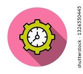 process   development   time   | Shutterstock .eps vector #1326550445