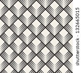 seamless pattern with squares.... | Shutterstock .eps vector #132665015