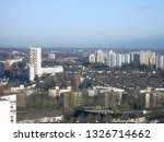 panorama on rennes | Shutterstock . vector #1326714662