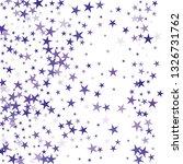 falling stars confetti... | Shutterstock .eps vector #1326731762
