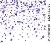 falling stars confetti... | Shutterstock .eps vector #1326731792