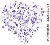 falling stars confetti... | Shutterstock .eps vector #1326731795