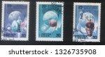 ussr    1955 1970   postage... | Shutterstock . vector #1326735908