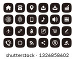 web ui icon set