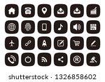 web ui icon set